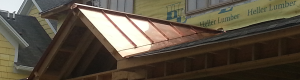 Copper Roofing Services